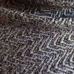 brown-black undulations wrap detail